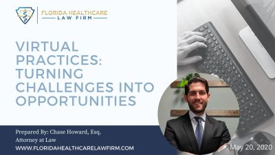 Virtual Practices: Turning Challenges into Opportunities