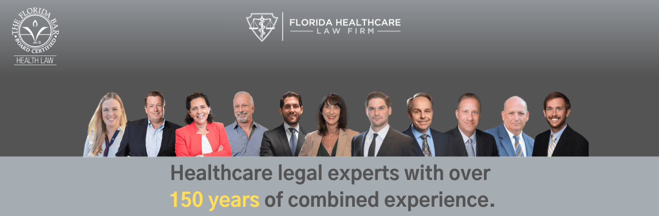 healthcare legal experts in florida