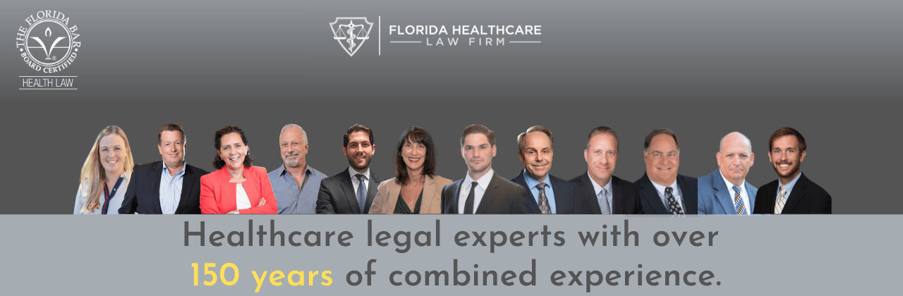 florida healthcare law firm attorneys