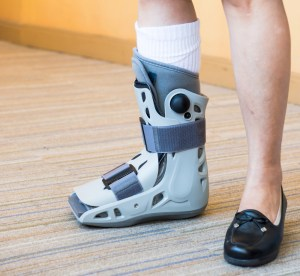 Ankle,Brace,-,Aircast,Flat,Foot,Pttd,Brace,aircast,boot,Adult's,Walker,foot