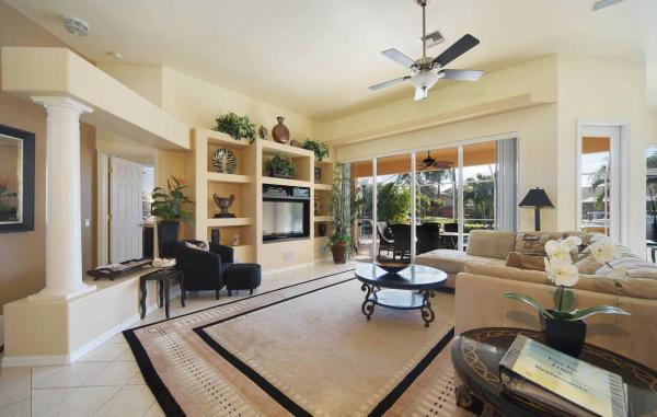 Villa Caribe Ferienh228user in Cape Coral Florida