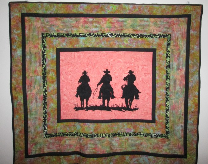 Quilts - A Bend in the Straight and Narrow