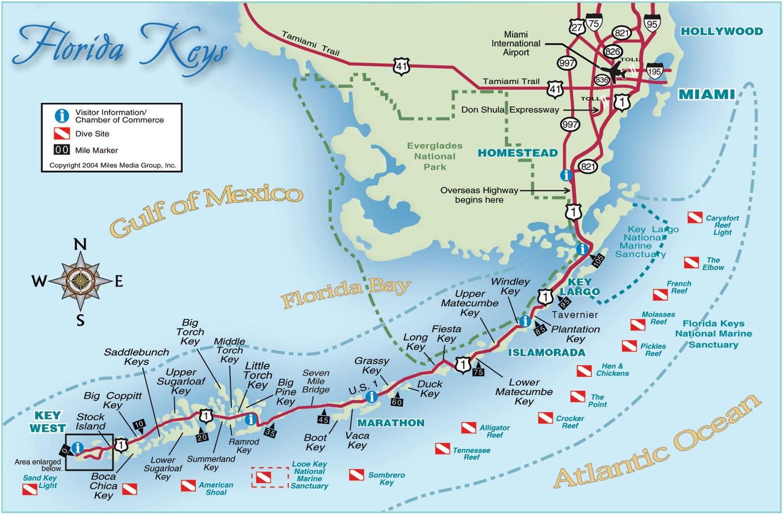 Kokomo Florida Map