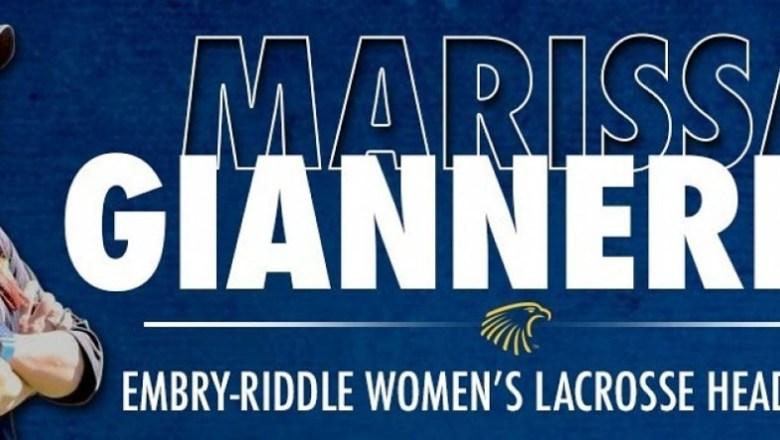 Giannerini Chosen to Start Embry-Riddle's Women's Lacrosse Program