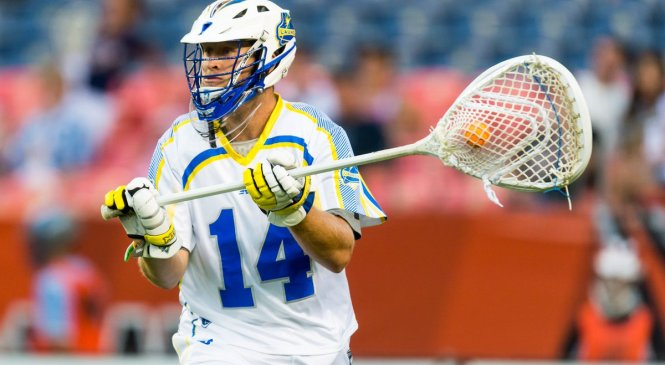MLL:  Top 10 Plays of the Week!  Austin Kaut's Game Saving Save at #2!