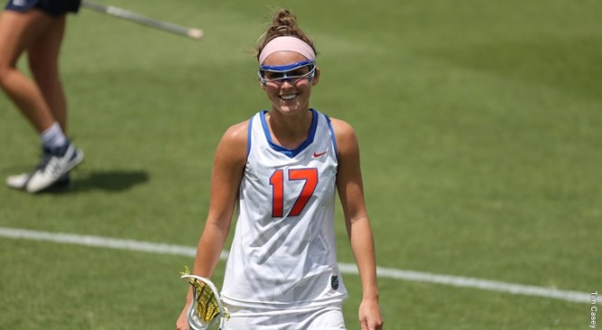 UF's Stevens On 1st Team, Burgess and Fitzgerald 2nd Team on IWLCA D1 All American Team!