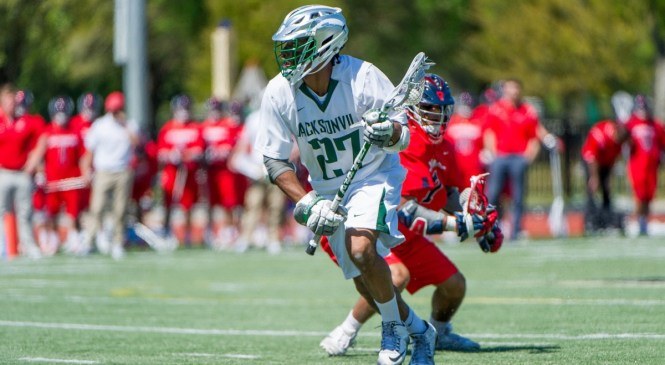 JU:  MLAX Season Concludes in First Trip to SoCon Tournament With 11-8 Loss to Air Force
