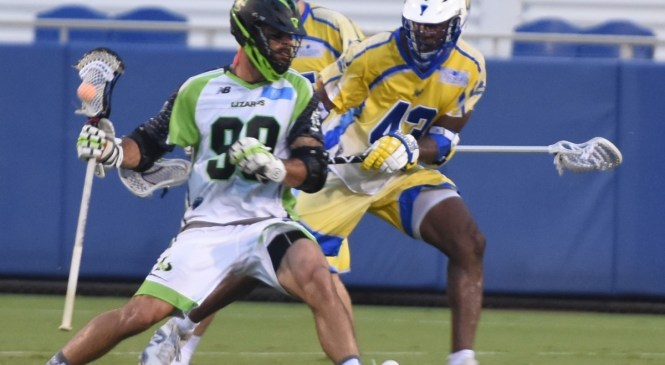 MLL:  Warrior Offensive and Defensive Players of the Week