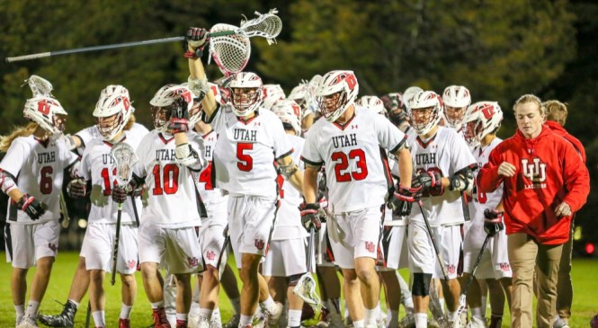 OTS – Utah President Recommends Addition of Men's Lacrosse, Board Votes Friday!