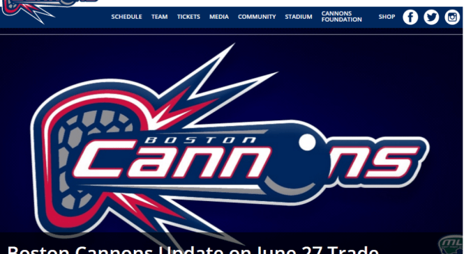 Breaking:  MLL Trade Between NY and Boston Raises Questions . . . Serious Questions.