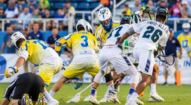 MLL Playoff Picture Still Muddled