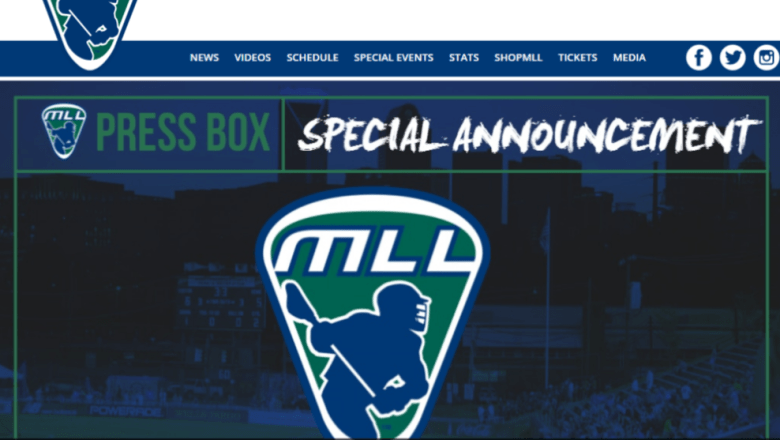 Alexander P. Brown Named Commissioner of MLL!