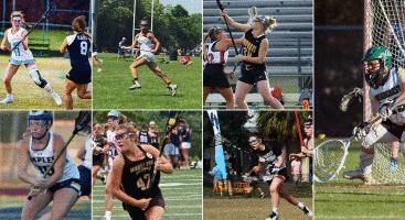 Lynn:  Women's Lacrosse Signs Inaugural Class