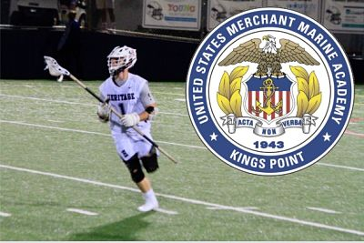 American Heritage-Boca 2019 Eric Diano Commits to the US Merchant Marine Academy!