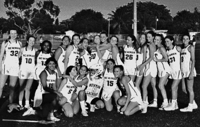 ATS – The Palm Beach Post:  Unbeaten Cardinal Newman Girls Begin Chase for State Lacrosse Title