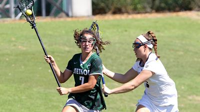 Stetson Hatters Breeze Past Howard 20-4