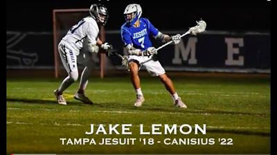 At The Next Level – Jesuit Alum Jake Lemon Named to the MAAC All-Freshman Team!