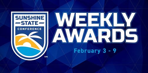 SSC:  Weekly Conference Awards – Feb 3rd-9th