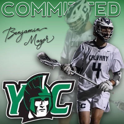 Calvary Christian (Clearwater) 2021 Ben Mayer Commits to York College (Pa.)!