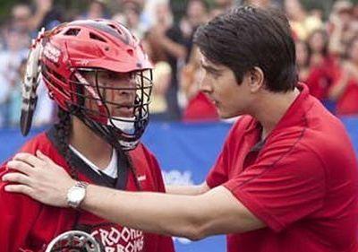 Freaky Friday Video!  Rabil & Harrison Break Down Lacrosse Scenes in Movies!