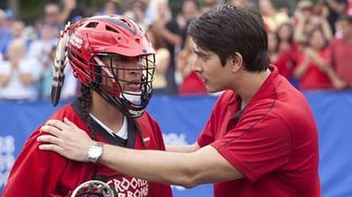 Freaky Friday Video!  Rabil & Harrison Break Down Lacrosse Scenes in Movies!