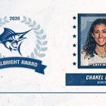 PBA Women:  Chanel Nassir Selected for Prestigious Fulbright Award!
