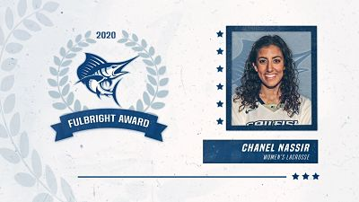 PBA Women:  Chanel Nassir Selected for Prestigious Fulbright Award!