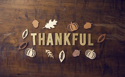 Even This Year We Have Plenty To Be Thankful For