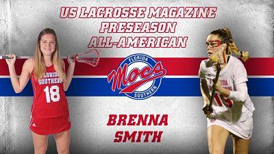 FSC Women:  Brenna Smith Named Preseason ALL-American by US Lacrosse Magazine