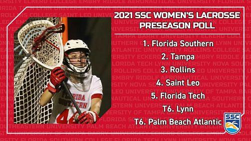 SSC Women:  FSC Favored to Win the 2021 SSC Women's Lacrosse Title!
