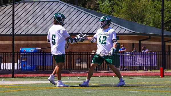 JU Men Claim Impressive 11-5 Victory over Air Force in Jacksonville Lacrosse Classic