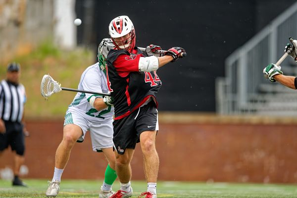 NCAA Men's D2 Tourney:  South #2 Seed Tampa Spartans Put Down Trojans 24-8