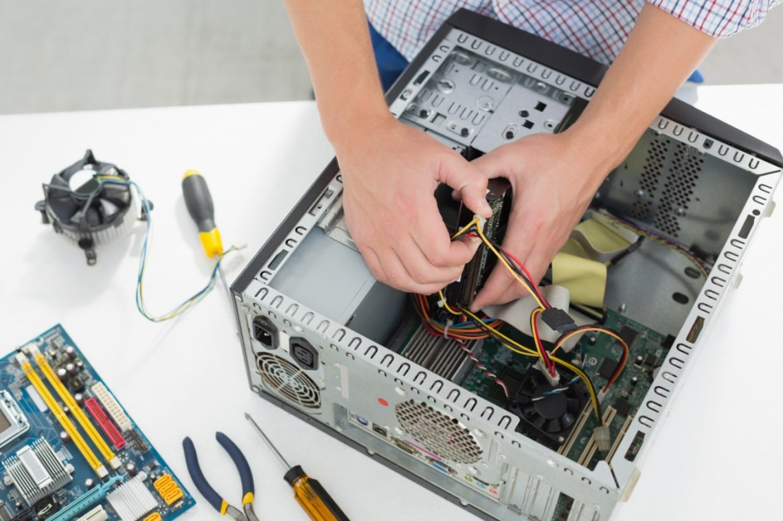Hilliard FL On Site PC & Printer Repairs, Networking, Voice & Data Cabling Services