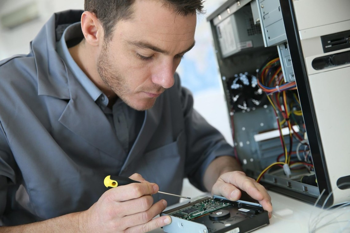 South Pasadena FL On Site Computer PC & Printer Repairs, Networking, Voice & Data Cabling Services