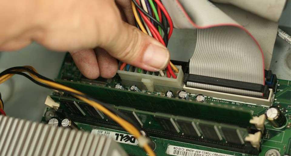 Coral Gables Florida Hurricane Irma Services   Computer PC, Printer, Network, Voice & Data Cabling Repair
