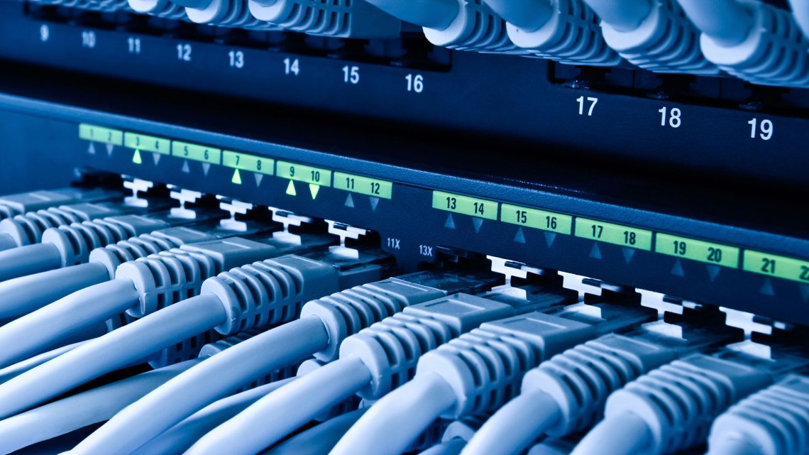 Palm Bay Florida Top Voice & Data Network Cabling Contractor