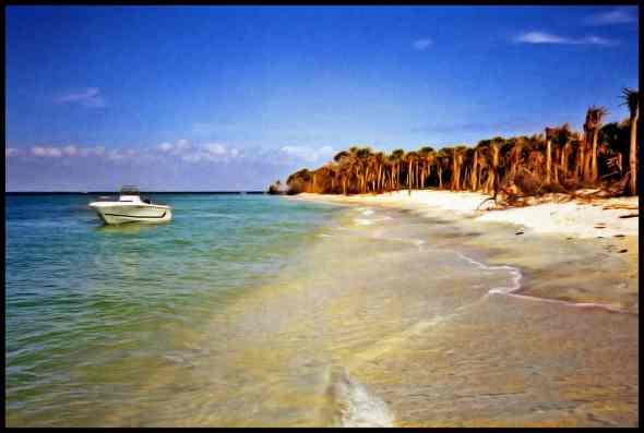 Florida beaches: Cayo Costa's stunning beach