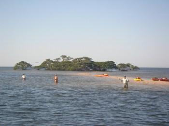 Fishing at Indian Key