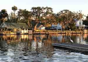 Old Florida scene in Homosassa. (Photo: Bonnie Gross)