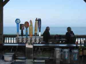 Finn's Beachside Bar in Flagler Beach