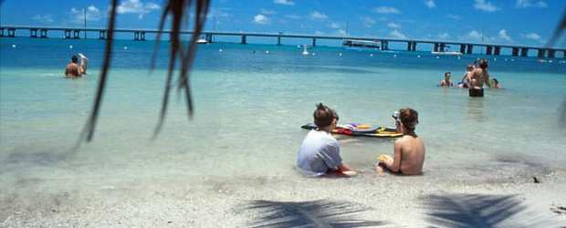 Bahia Honda: One of Florida's top 10 beaches.
