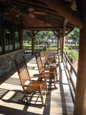 Crockett Tavern at Fort Wilderness