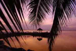 Sunset on Key Largo