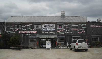 City Seafood in Everglades City