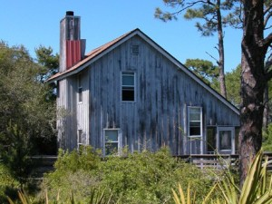 St. Joseph Peninsula State Park cabin