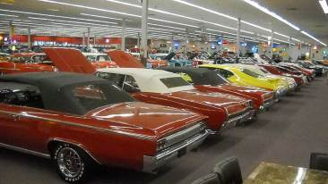 Punta Gorda's Muscle Car City Museum