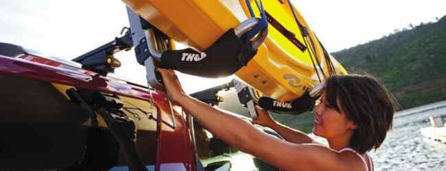 Video How-To: Loading a kayak on your car