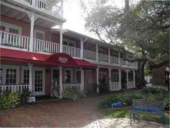 Riverview Hotel in New Smyrna Beach