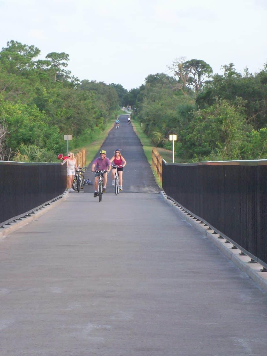 Legacy Trail And Venetian Waterway Trail Florida Rambler