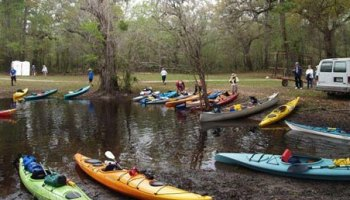 Florida Kayaking Trail Withlacoochee River Is One Of The - The florida kayaking guide 10 must see spots for paddling